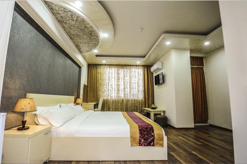 هتل آیسی باتومی از بهترین هتل های 4 ستاره باتومی گرجستان