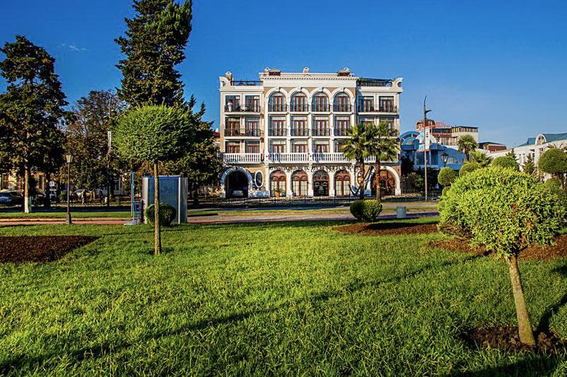 هتل ادمیرال باتومی از بهترین هتل های 4 ستاره باتومی گرجستان