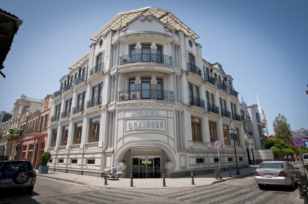 هتل بوتیک او گالرگ باتومی از بهترین هتل های 4 ستاره باتومی گرجستان