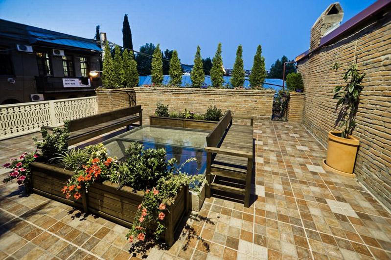 هتل بوتیک شماره 12 از بهترین هتل های 4 ستاره تفلیس گرجستان