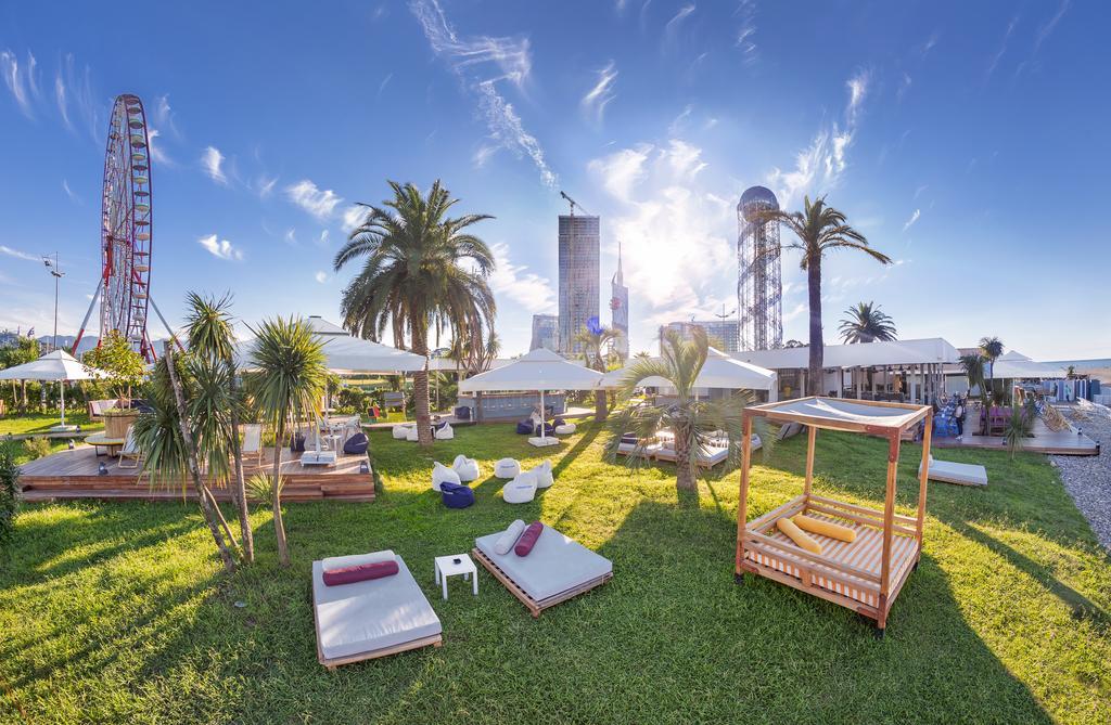 هتل رادیسون بلو از بهترین هتل های 5 ستاره باتومی گرجستان