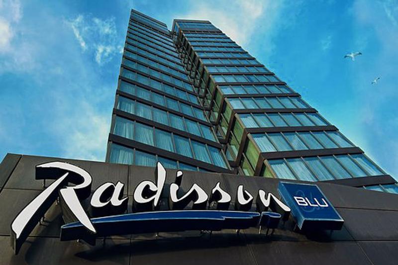 هتل ایوریا رادیسون بلو از بهترین هتل های 5 ستاره تفلیس گرجستان
