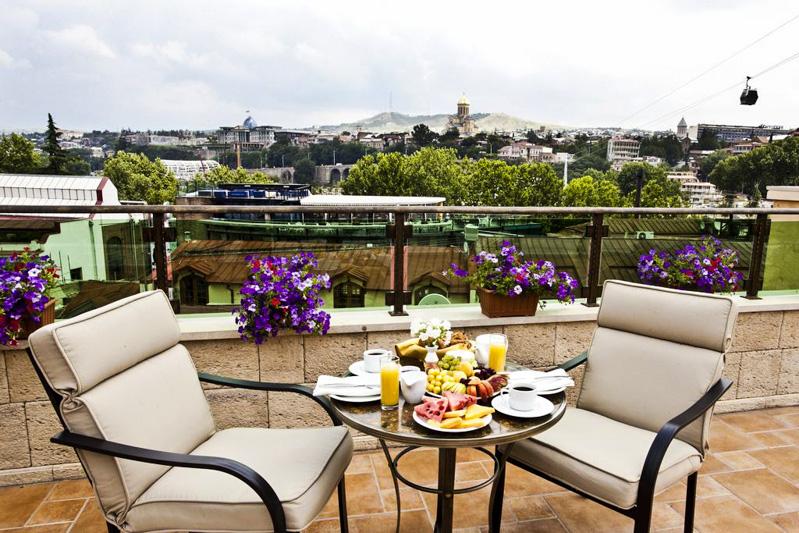 هتل شاردن ویلا تفلیس گرجستان از بهترین هتل های 3 ستاره تفلیس گرجستان
