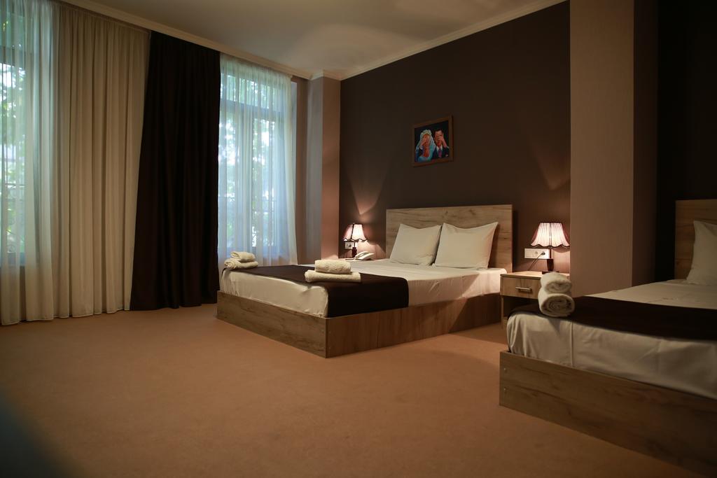 هتل مارلین تفلیس گرجستان از بهترین هتل های 3 ستاره تفلیس گرجستان