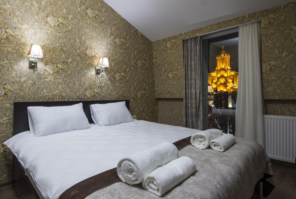 هتل ماریو لوئیس تفلیس گرجستان از بهترین هتل های 3 ستاره تفلیس گرجستان