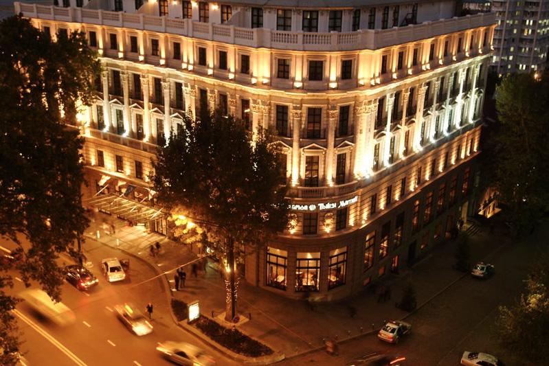 هتل های 5 ستاره تفلیس گرجستان