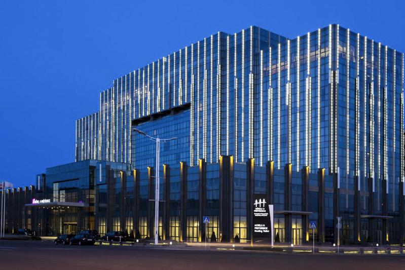 هتل پرفرنس هالینگ تفلیس از بهترین هتل های 5 ستاره تفلیس گرجستان