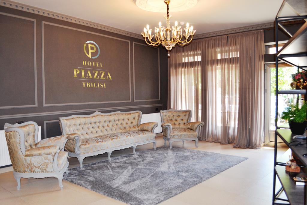 هتل پیازه تفلیس گرجستان از بهترین هتل های 3 ستاره تفلیس گرجستان
