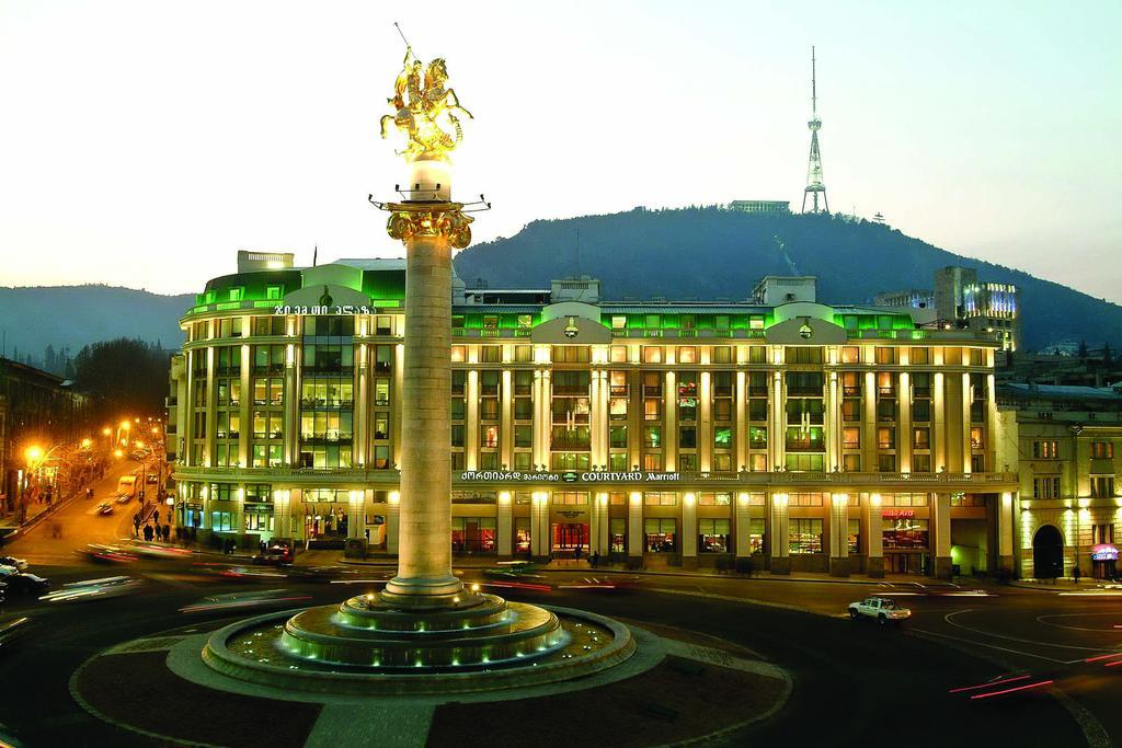 هتل کورت یارد تفلیس از بهترین هتل های 4 ستاره تفلیس گرجستان