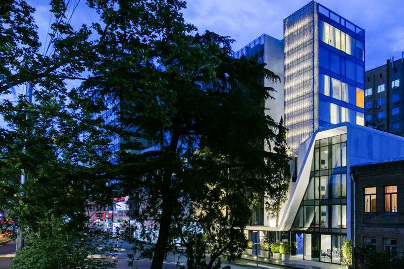 هتل گروو دیزاین تفلیس از بهترین هتل های 4 ستاره تفلیس گرجستان