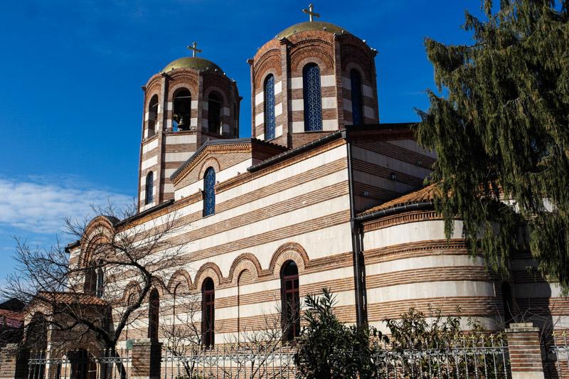 جاذبه های گردشگری باتومی - کلیسای یونانی سنت نیکلاس