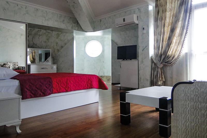 هتل فامیلی باتومی از بهترین هتل های 3 ستاره باتومی گرجستان