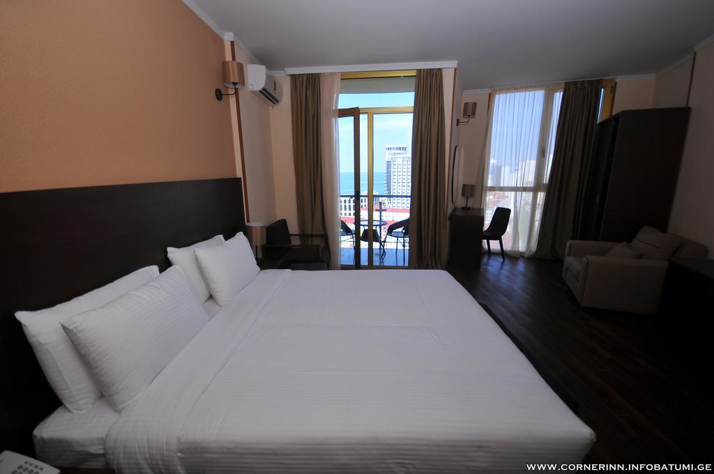 هتل کرنر این باتومی از بهترین هتل های 4 ستاره باتومی گرجستان