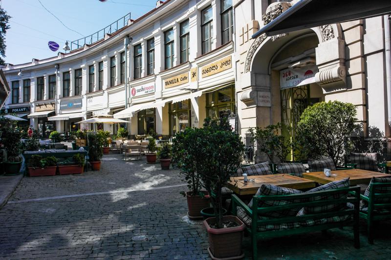 جاذبه های گردشگری شهر تفلیس گرجستان