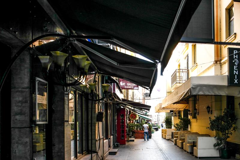 خیابان شاردنی تفلیس گرجستان