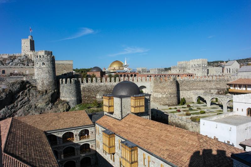 قلعه رباتی گرجستان