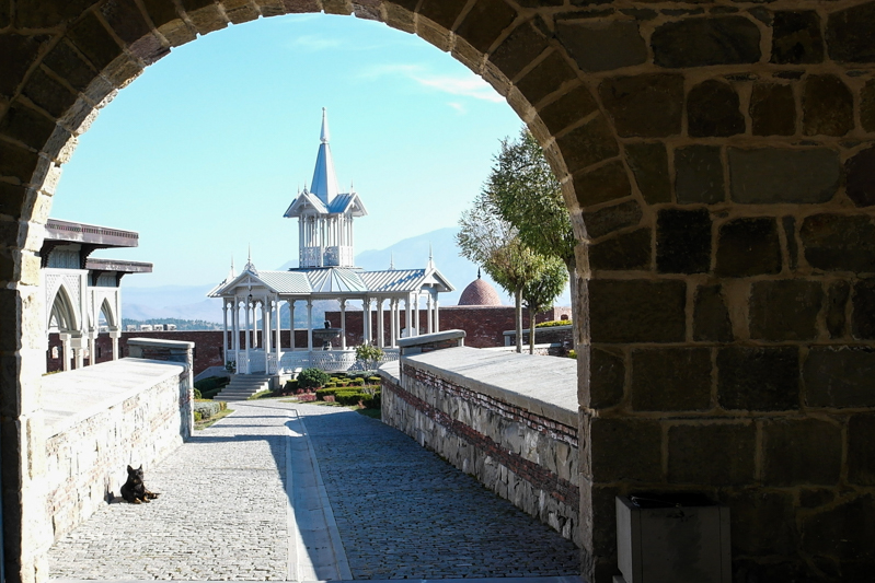 آشنایی با جاذبه های گردشگری گرجستان