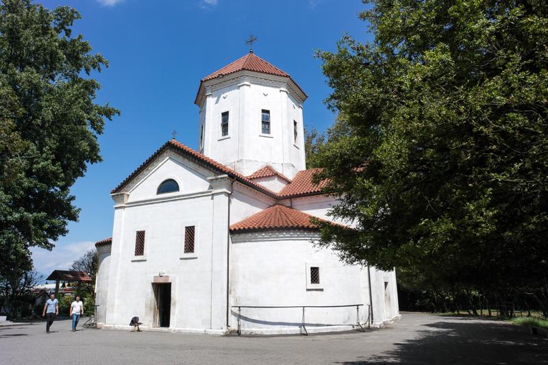 کاخ دادیانی گرجستان