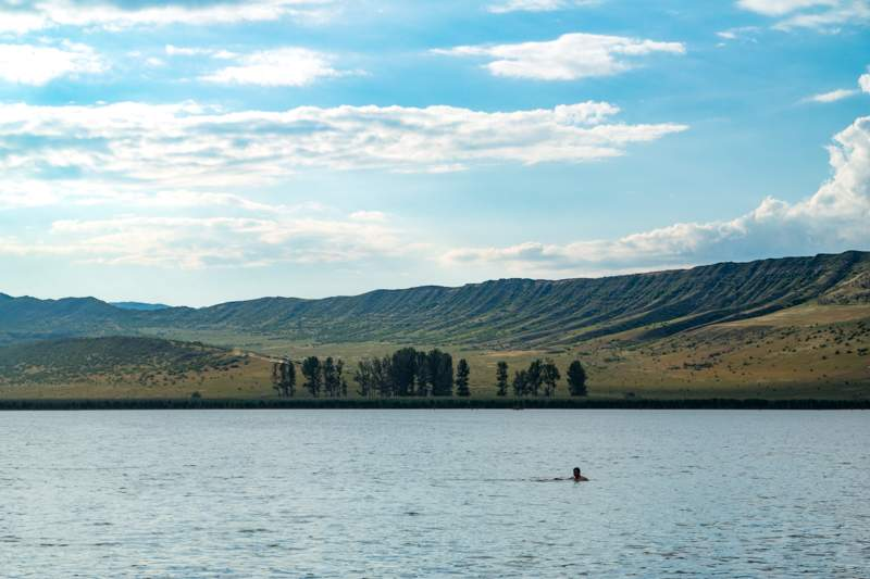 دریاچه لیسی تفلیس