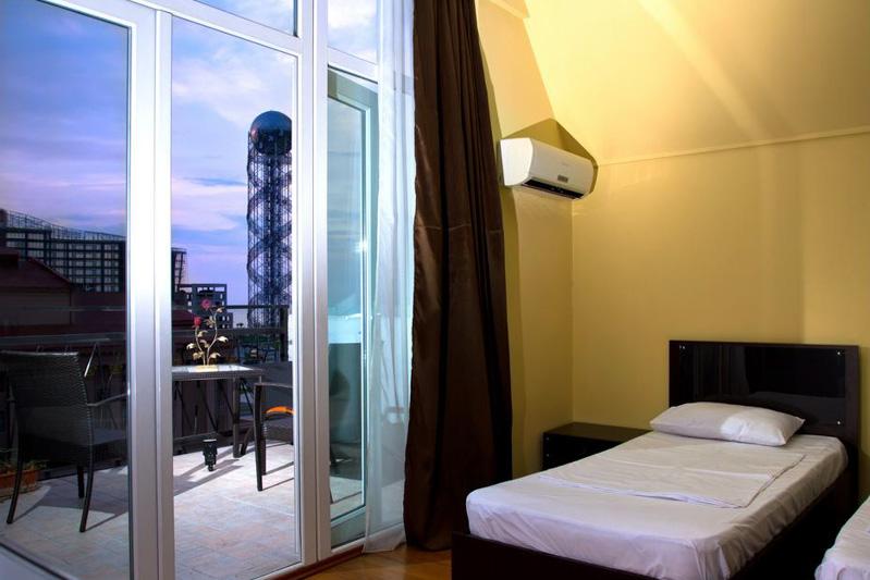 هتل مگزاوربی باتومی از بهترین هتل های 3 ستاره باتومی گرجستان