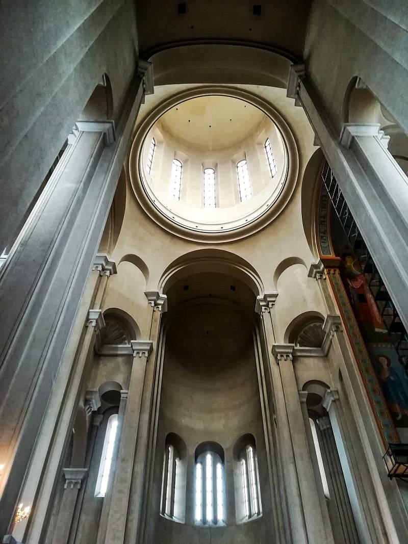 کلیسای جامع تثلیث تفلیس گرجستان