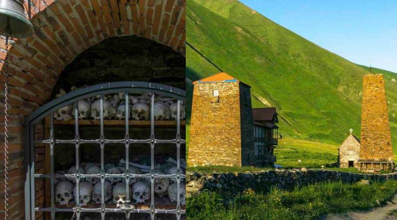 صومعه های تاریخی