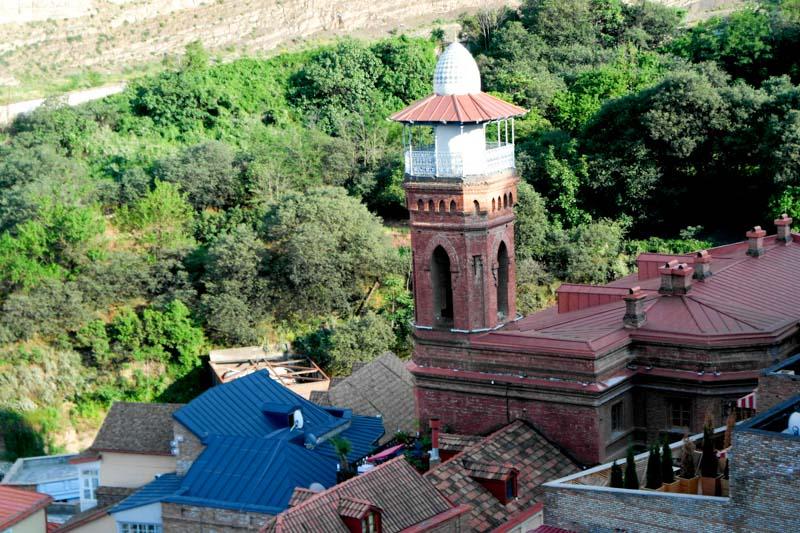 جاذبه های دیدنی شهر تفلیس - مسجد جامع تفلیس