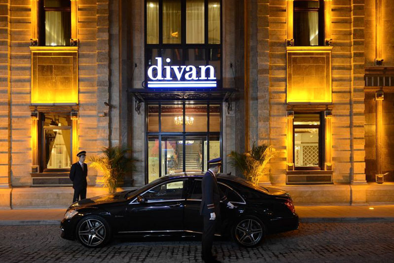 هتل اسکای تاور باتومی از بهترین هتل های 5 ستاره باتومی گرجستان