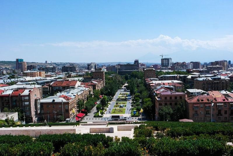 پایتخت ارمنستان - ایروان