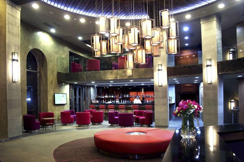 هتل توفنکیان ایروان از بهترین هتل های 4 ستاره ایروان ارمنستان