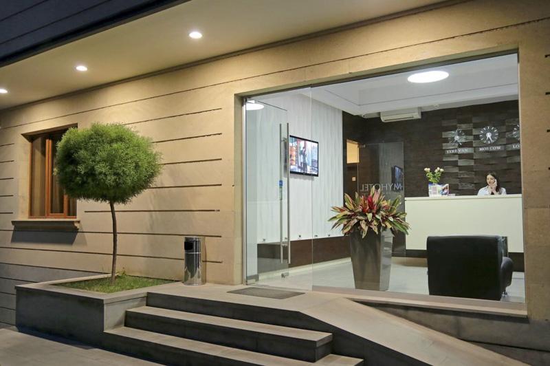 مای هتل ایروان از بهترین هتل های 3 ستاره ایروان ارمنستان