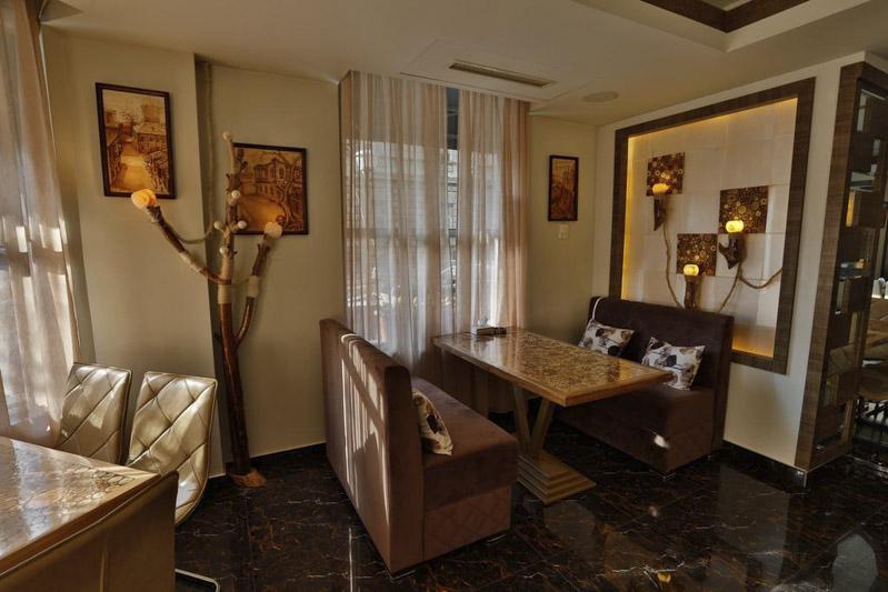 هتل پارک بوتیک ایروان از بهترین هتل های 3 ستاره ایروان ارمنستان