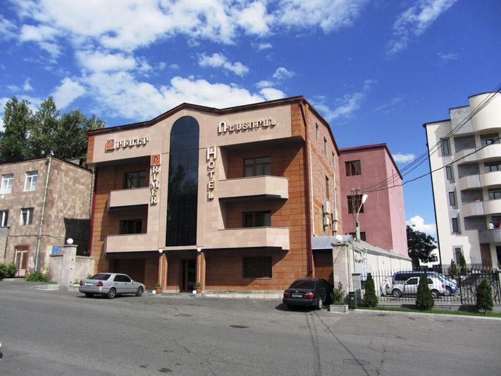هتل پریمیر ایروان از بهترین هتل های 3 ستاره ایروان ارمنستان
