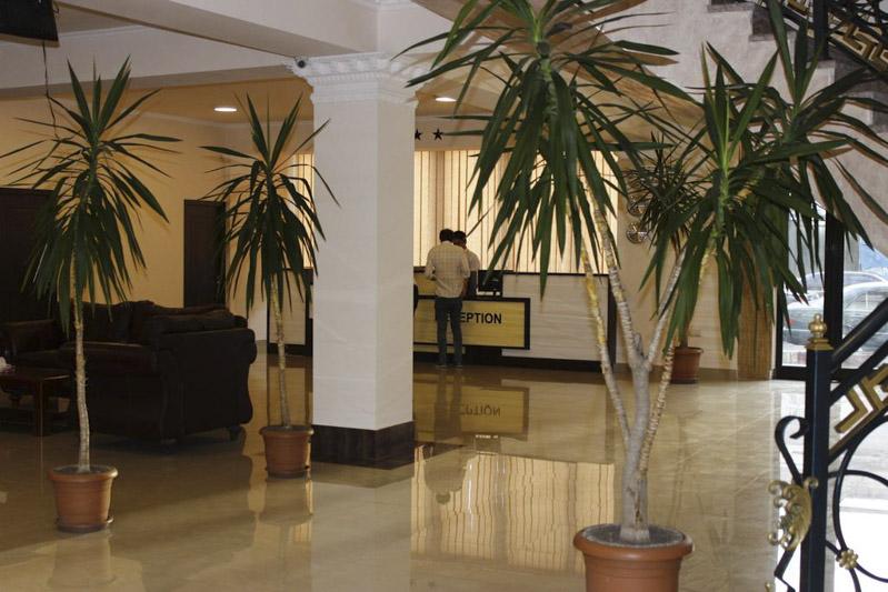 هتل کامفورت ایروان از بهترین هتل های 3 ستاره ایروان ارمنستان