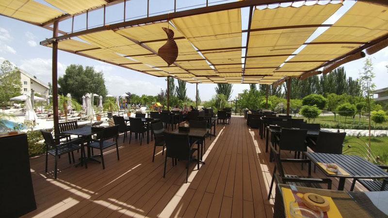 هتل کراس ریسورت ایروان از بهترین هتل های 4 ستاره ایروان ارمنستان