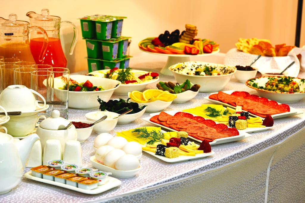 هتل لیلیا ایروان از بهترین هتل های 3 ستاره ایروان ارمنستان