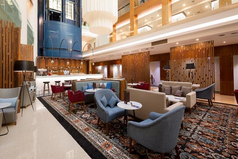 بهترین هتل های 5 ستاره ایروان پایتخت ارمنستان