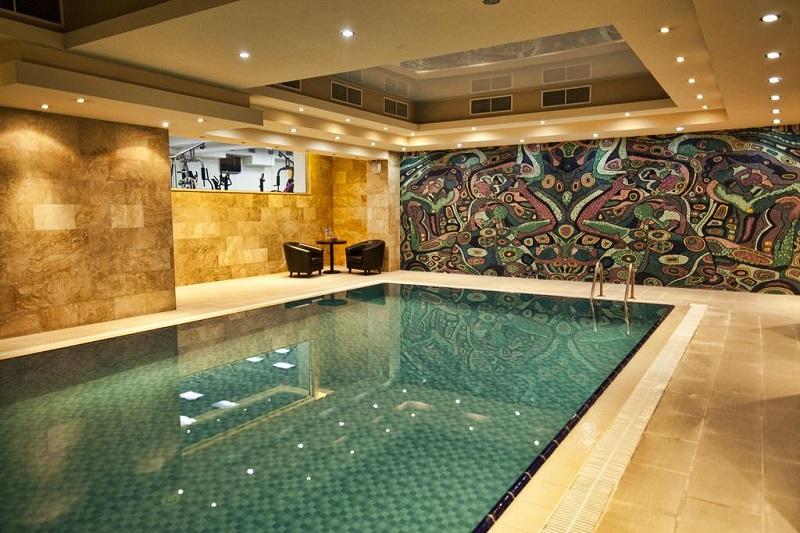 هتل 5ستاره نشنال ایروان ارمنستان از بهترین هتل های 5 ستاره ایروان3