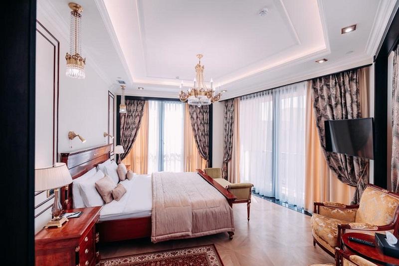 هتل 5ستاره گلدن پالاس ایروان ارمنستان از بهترین هتل های 5 ستاره ایروان