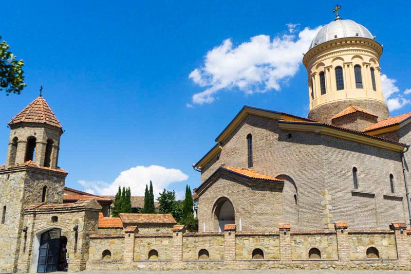 کلیسای مریم باکره در شهر گوری