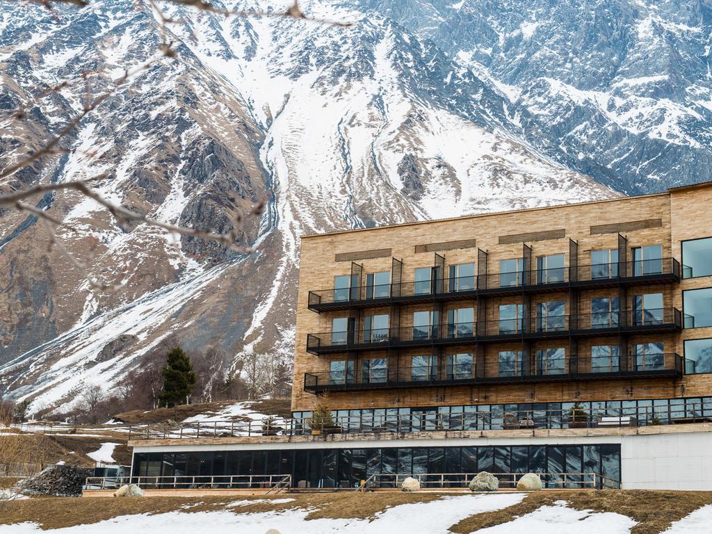 بهترین هتل های شهر کازبگی گرجستان