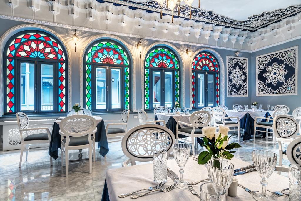 بهترین هتل های شهر برجومی گرجستان