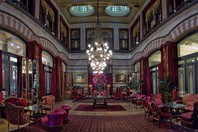هتل های 5 ستاره استانبول ترکیه