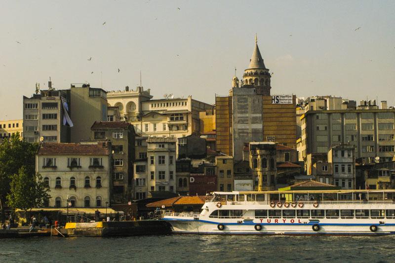 استانبول پایتخت گردشگری ترکیه