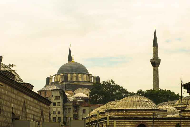 محله های معروف استانبول