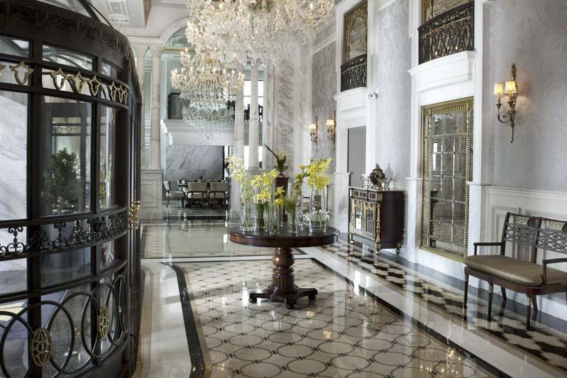 بهترین هتل های 5 ستاره استانبول ترکیه